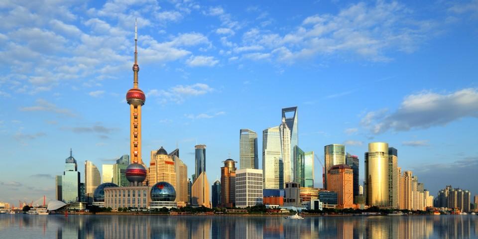 Shanghai in Numbers