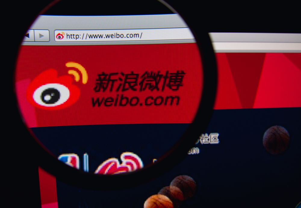 marketing on sina weibo, weibo KOL