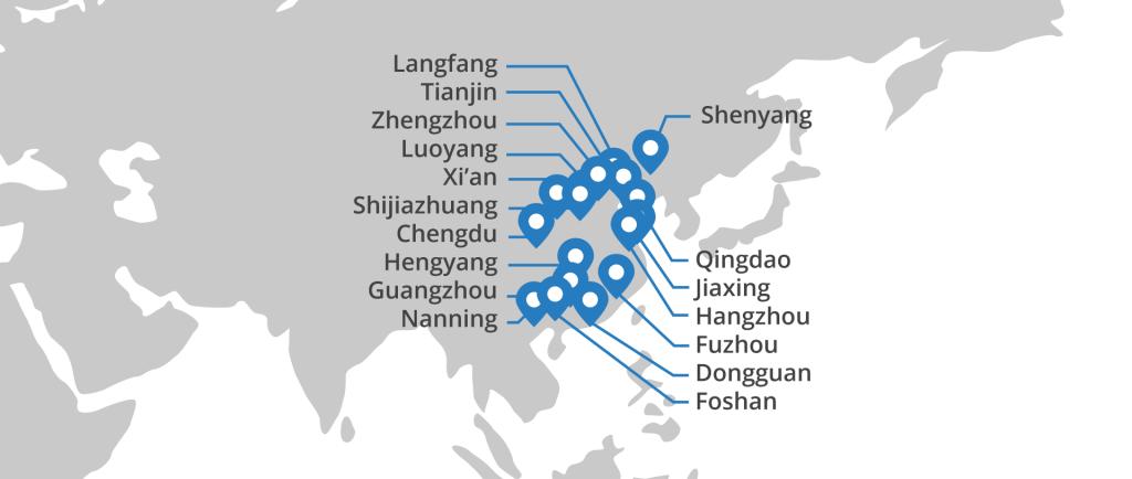 website hosting in China