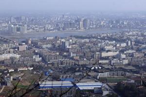 China top 5 emerging cities Xiangyang