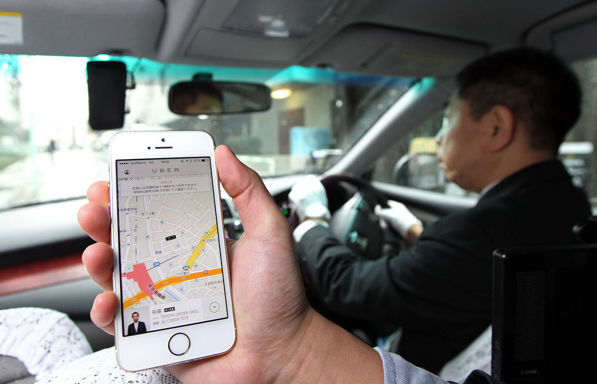how to use uber in china