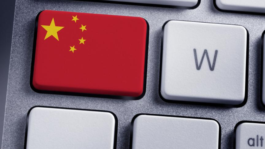 Internet makes communication in china expeditious