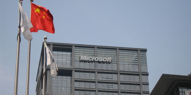 Microsoft in China: 20 Years of Playing By The Rules