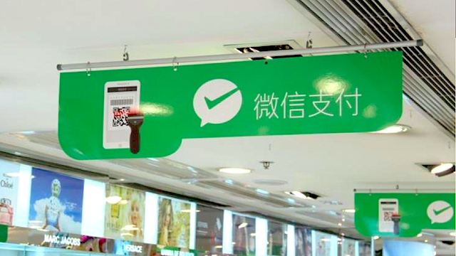 Chinese online payment systems - WeChat