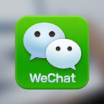 Live support for Chinese website WeChat