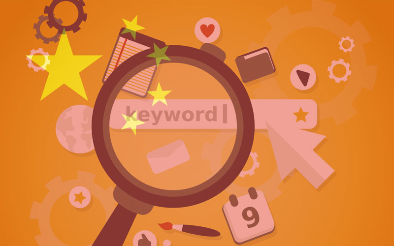 China keyword research