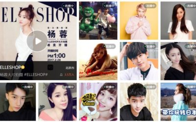 Live Streaming in China and the Rise of New Type of KOLs