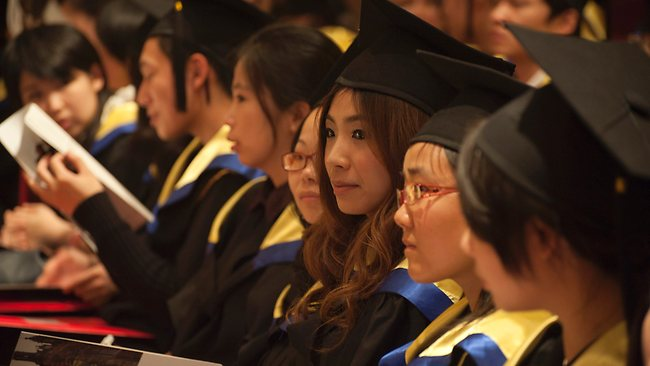 International Education in China