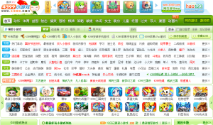 Why Do Chinese Websites Seem So Cluttered